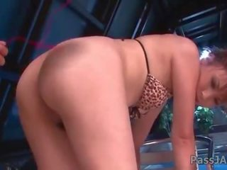 Kinky femme fatale moaning as a toy penetrates her cunt